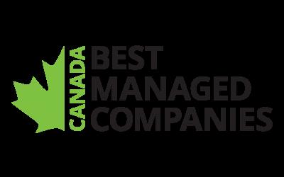 Jefo nombrada como una de las compañías mejor administradas de Canadá