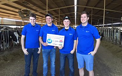 Compétition 2018 North American Intercollegiate Dairy Challenge