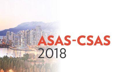 ASAS-CSAS 2018