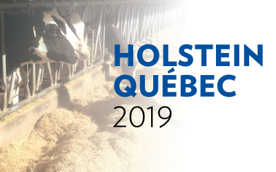 Congrès Holstein Québec 2019