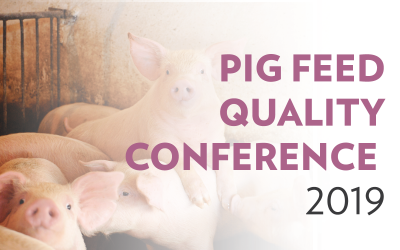 Pig Feed Quality Conference 2019